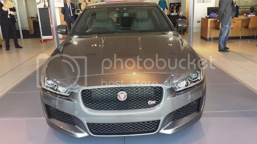 Jaguar XE Forums - XE-S ammonite grey