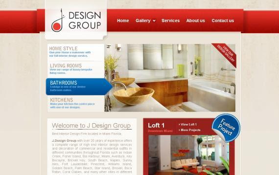 Home Ideas - Modern Home Design: Interiors Design Websites