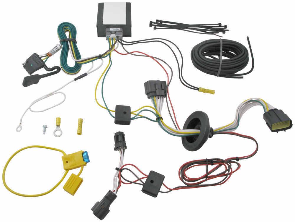 2000 Kium Sportage Wiring Harnes
