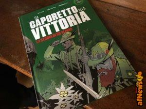 Foto reportage: Luigi Piccatto e l'Esercito Italiano hanno presentato il fumetto…