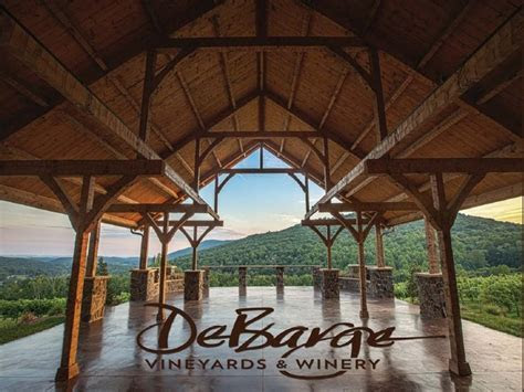 DeBarge Winery & Vineyards, Wedding Ceremony & Reception