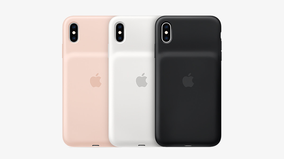 Apple replacing faulty iPhone XS and iPhone XR Smart Battery Cases for free
