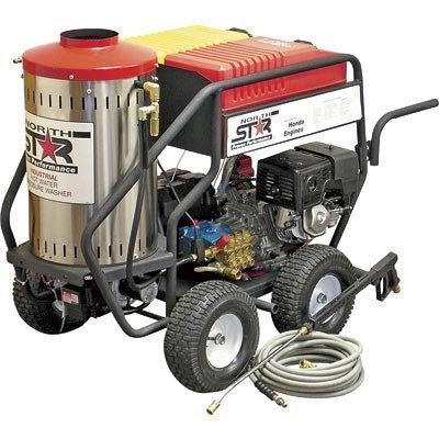 hot water pressure washer: - NorthStar Gas Powered Wet Steam & Hot Water Pressure Washer with ...