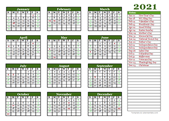 Holiday Calendar 2021 India   2022 Calendar