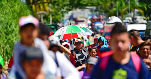 Five myths about the Honduran caravan debunked