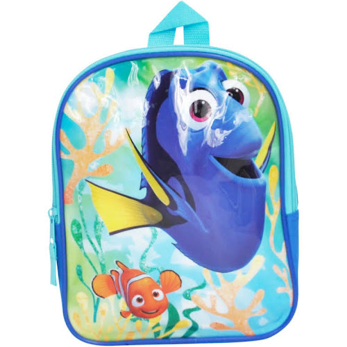 7e7811aec56 Finding Dory Girls Mini Backpack Blue 10