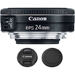 Canon EF-S · Canon · Wide Angle · f/2.8 · Image Stabilizing · Aspherical