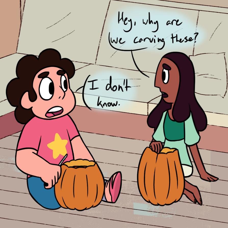 (31DH3) Day 25: Steven Universe