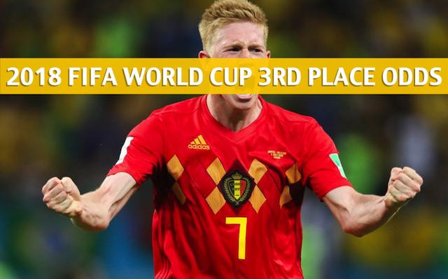 Belgium vs England Predictions / Odds / Preview - 2018 ...