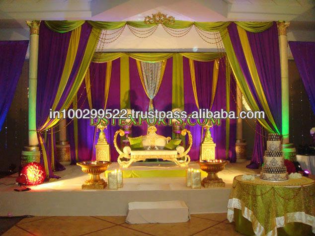 See larger image ROYAL WEDDING STAGE