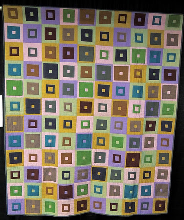 Square in a Square by Kaffe Fassett and Liza Prior Lucy, 2014 DNQF