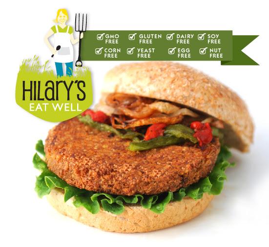 Hilary's Burgers