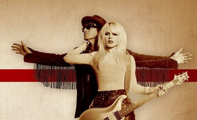 RSO Feat. Guitarist Power Couple RICHIE SAMBORA And ORIANTHI: 'Rise' EP Out Now
