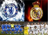 Fanaty Real Madrida I Chelsi Vkontakte