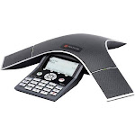 'Polycom 2200-40000-001 w/ EX Mics SoundStation IP 7000 Conference PH