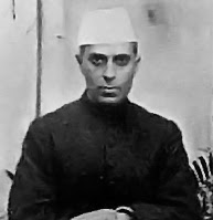Jawaharlal Nehru, circa 1927