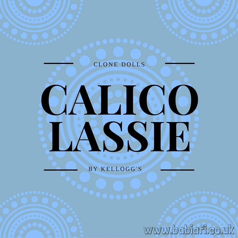 Clone Dolls - Kellogg's Calico Lassie