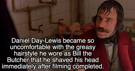 22 Fun Facts From the Filming of 'Gangs of New York'