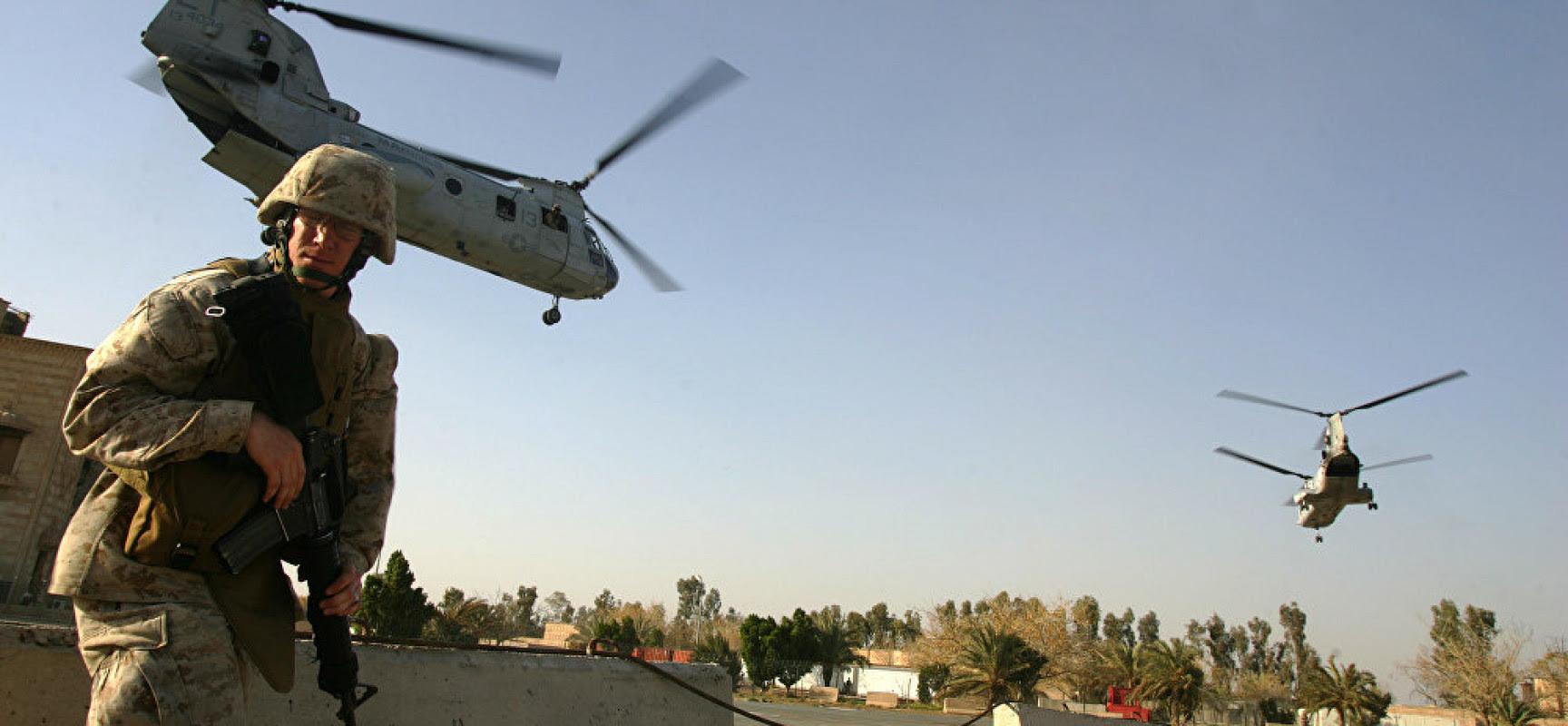Plan américain pour évacuer les chefs de Daesh de la ville de Ramadi par hélicoptère