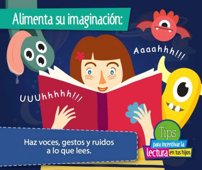 TIPS para incentivar la lectura en tus hijos e hijas (5)