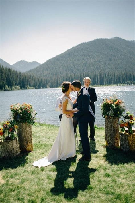 Casual & Relaxed Ceremony Ideas   The Backyard Wedding