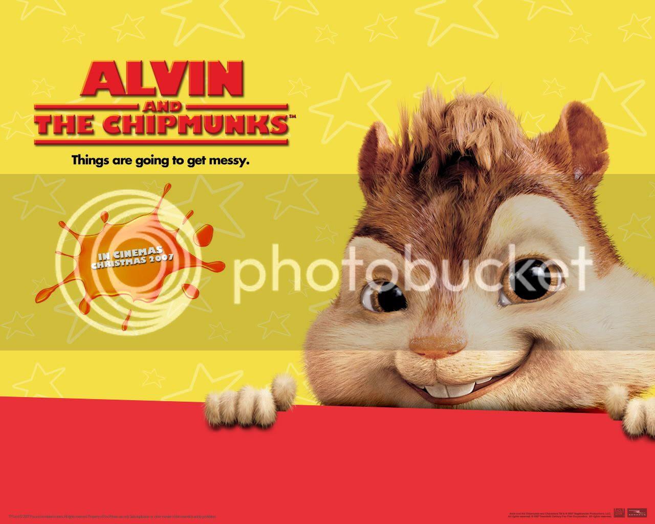 Alvin Chipmunk Pictures