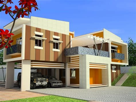 modern home design   philippines modern house plans