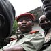 Bosco Ntaganda, center, a rebel leader in the Democratic Republic of Congo, has turned himself in.