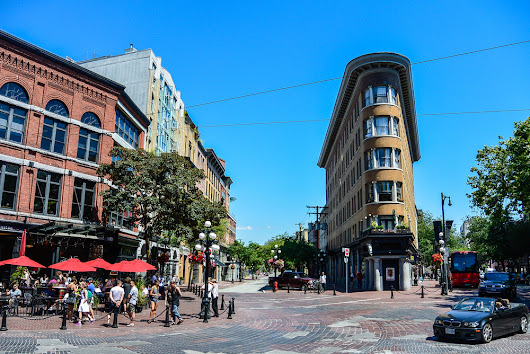 Explore Hip and Historic Gastown