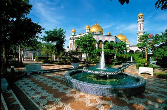 قصر سلطان بروناي.. تحفة هندسيّة معماريّة