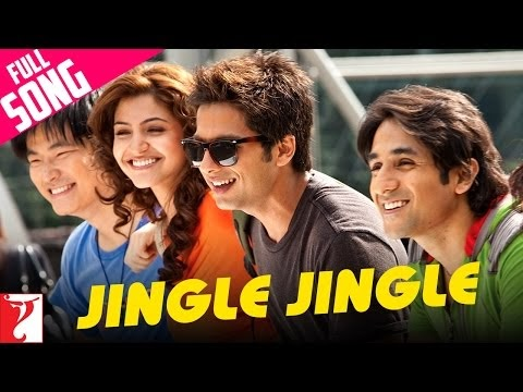 JINGLE JINGLE SONG LYRICS - SHAHID KAPOOR, ANUSHKA SHARMA