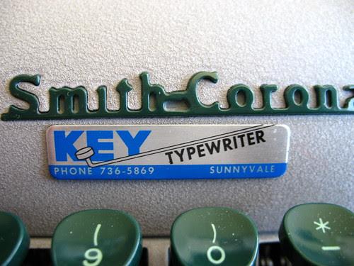 Key Typewriter