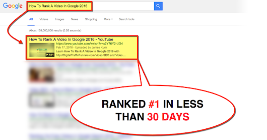 Learn How to Rank A Video In Google in 2016 (855) 777-9190 Web Design & Digital Agency