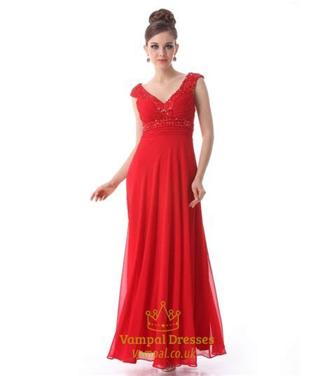 Red Prom Dresses With Straps,Mother Of The Bride Dresses