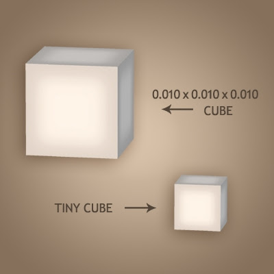 31 Tiny cube