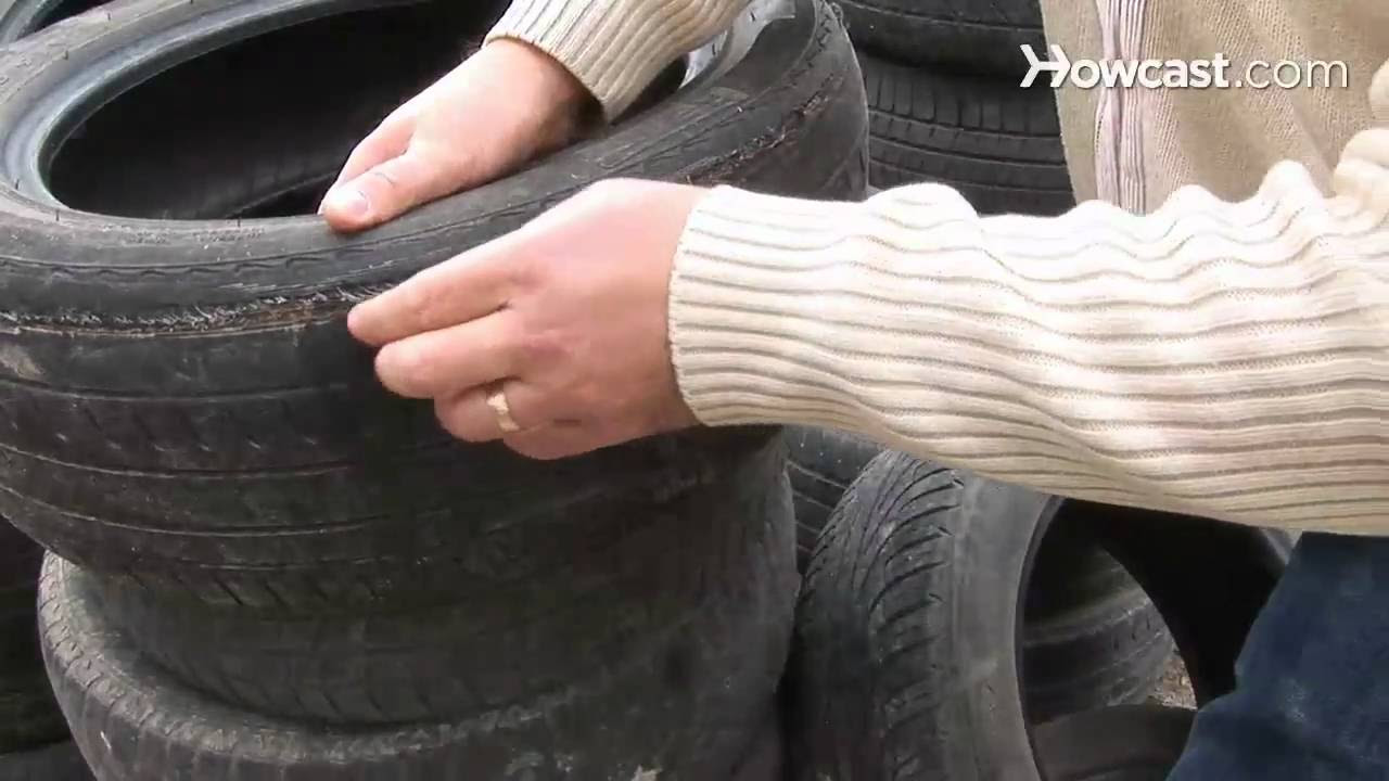 How To Buy Used Tires For Your Car Youtube