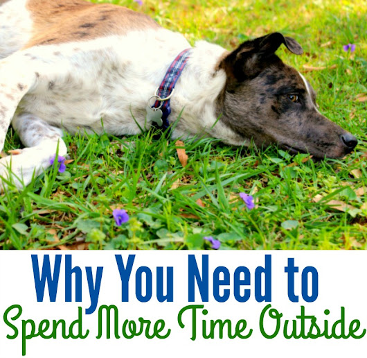 Why You Need to Spend More Time Outside – Miss Frugal Mommy