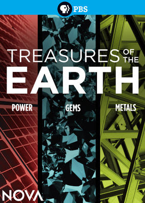 NOVA: Treasures of the Earth - Season 1