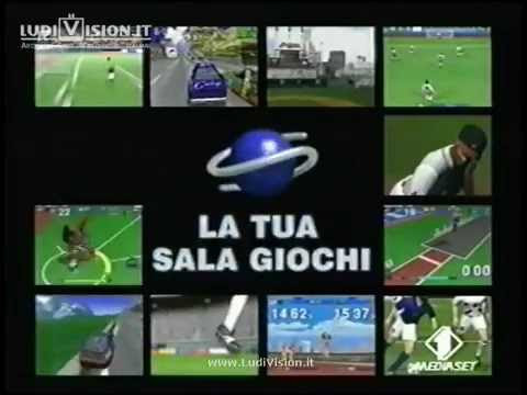 Sega Saturn - La tua sala giochi (1996)