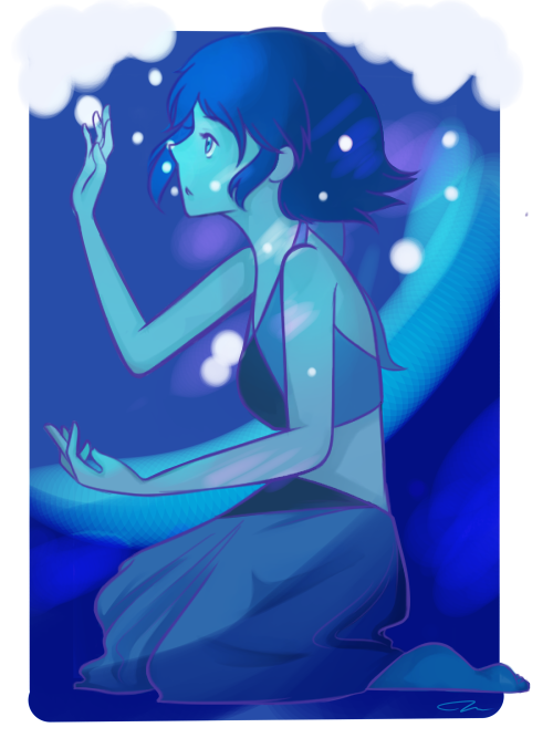 since you're doing requests, lapis lazuli from...
