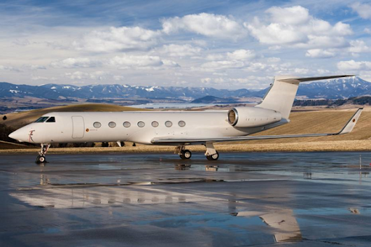 2003 Gulfstream G-550 For Sale