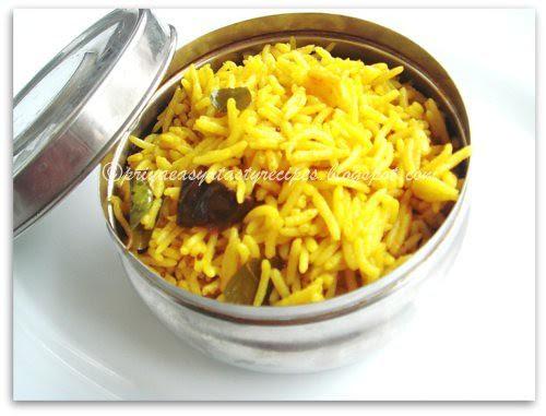 Mango Lemon Rice