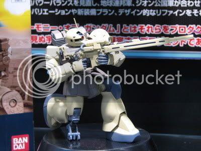 HGUC Zaku Sniper
