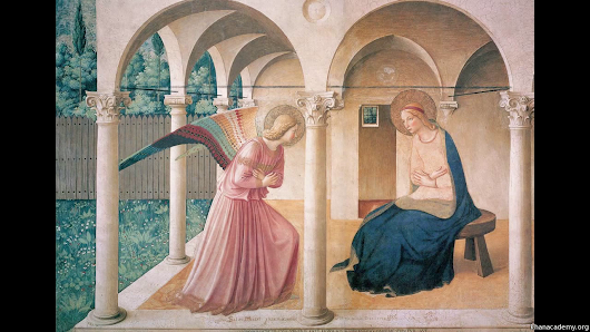 Art of My Heart: The Annunciation