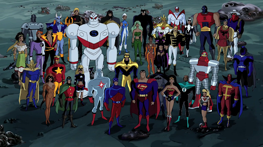 The Televerse #264- Justice League Unlimited with Les Chappell