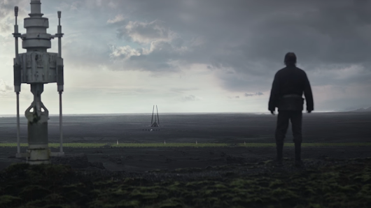 The Final Rogue One: A Star Wars Story Trailer