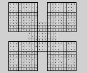 Gratis Sudoku Spielen