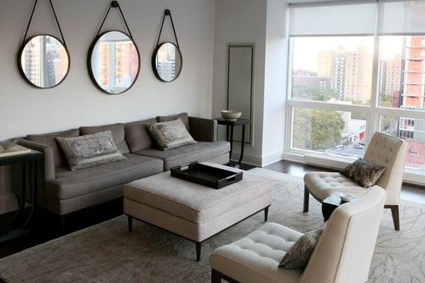 New York City Upper West Side New Condominium Apartment Interior