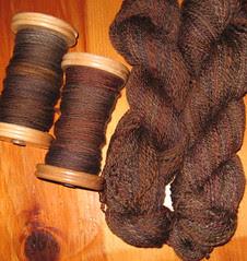 Lindsey's yarn