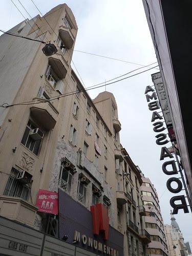 Cine Monumental, Buenos Aires